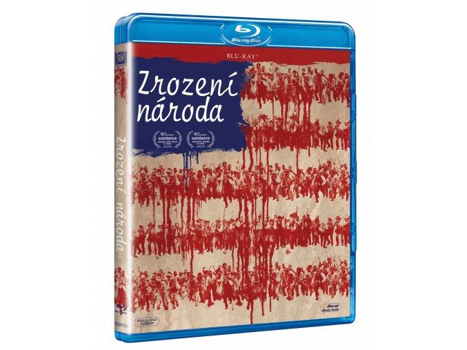 Zrození národa (Blu-ray)
