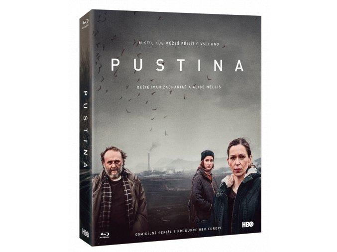 Pustina (Blu-ray)