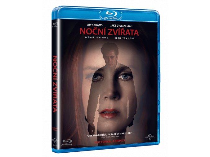 Noční zvířata (Blu-ray)