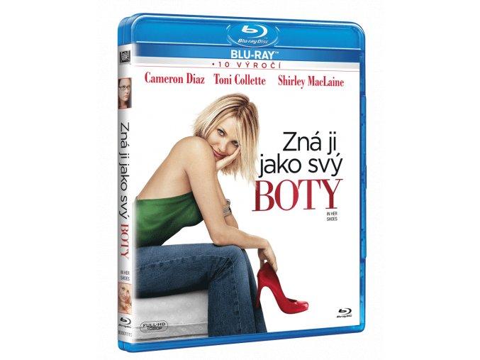 Zná ji jako svý boty (Blu-ray)