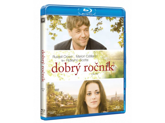 Dobrý ročník (Blu-ray)