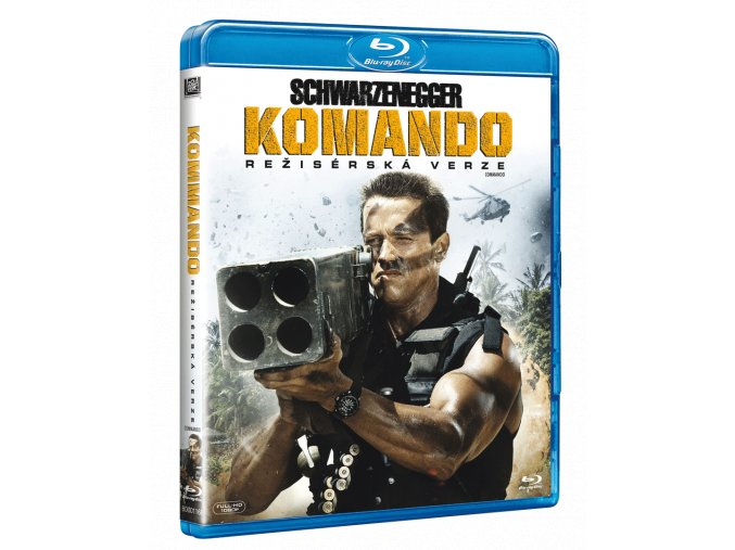 Komando (Blu-ray)