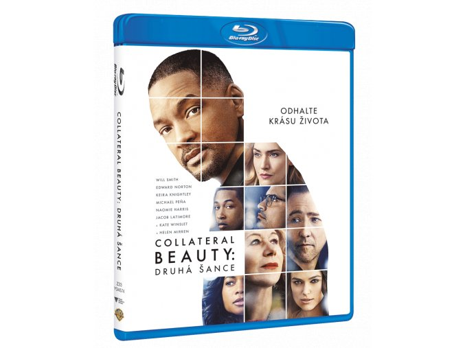 Collateral Beauty: Druhá šance (Blu-ray)