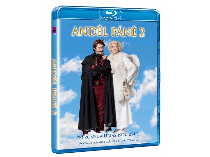 Anděl páně 2 (Blu-ray)
