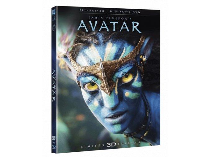 Avatar (Blu-ray 3D + DVD)