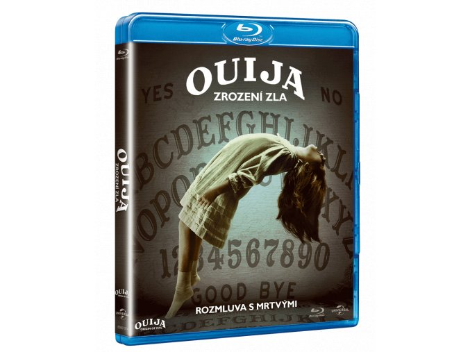 Ouija: Zrození zla (Blu-ray)