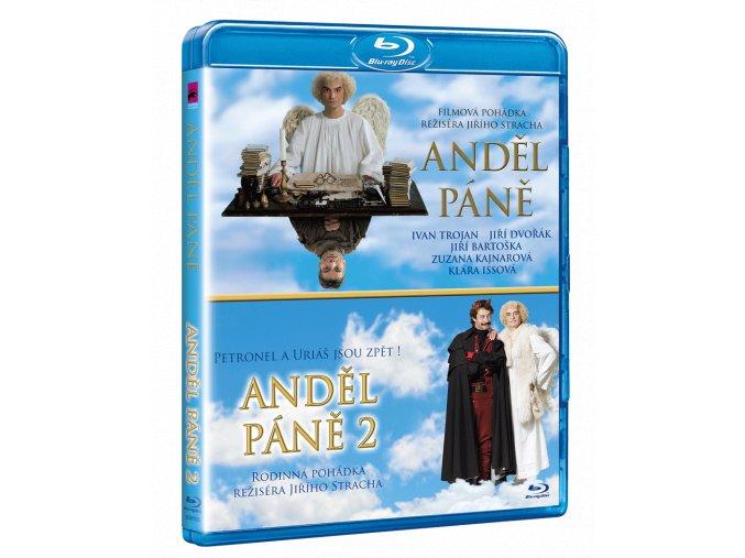 Anděl páně 1 a 2 (Blu-ray kolekce)