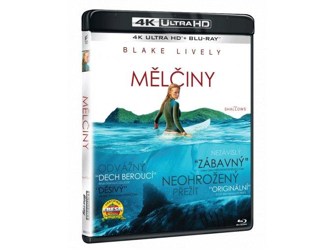 Mělčiny (4k Ultra HD Blu-ray)
