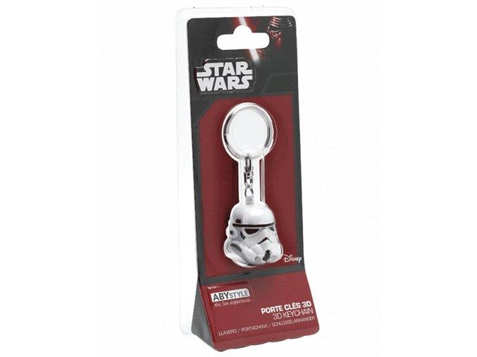 Klíčenka Star Wars (Stormtrooper)