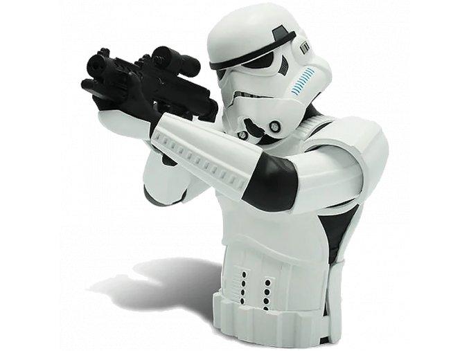 Pokladnička Star Wars: Stormtrooper (17,5 cm)