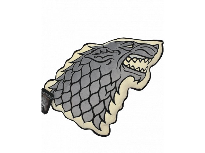 Polštář Game of Thrones (Stark)