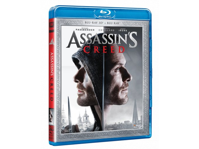 Assassin´s Creed (Blu-ray 3D + 2D)