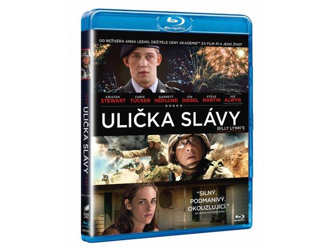 Ulička slávy (Blu-ray)