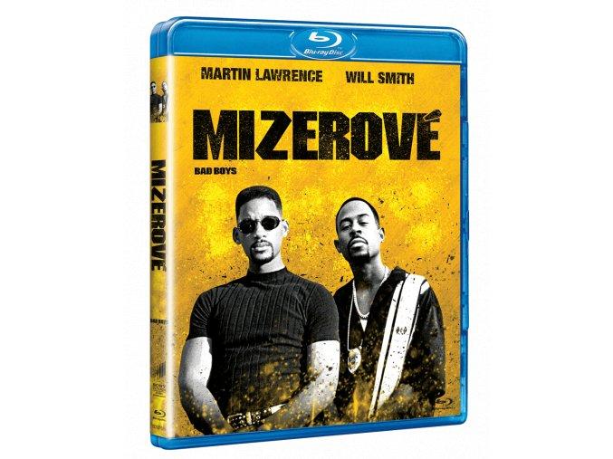 Mizerové (Big Face Blu-ray)