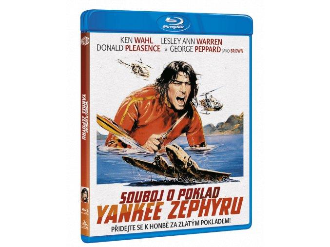 Souboj o poklad Yankee Zephyru (Blu-ray)