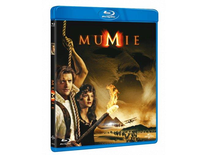 Mumie (Blu-ray, Steelbook)