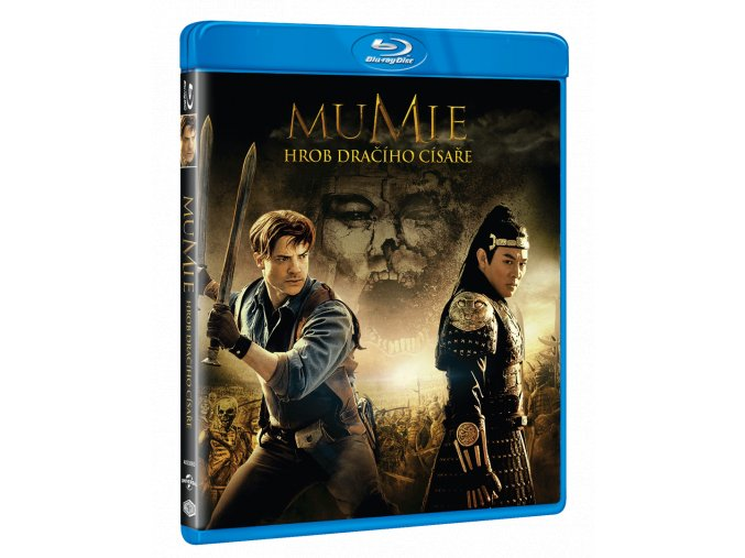Mumie: Hrobka dračího císaře (Blu-ray, Steelbook)