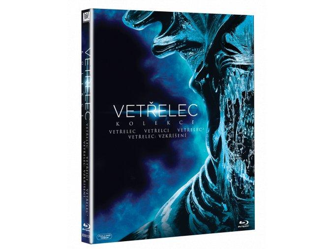 Vetřelec (Blu-ray kolekce)