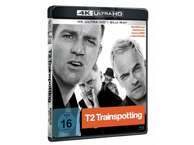 T2 Trainspotting (4k Ultra HD Blu-ray + Blu-ray)