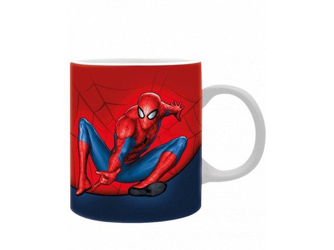 Hrnek (Spider-Man) - přední strana
