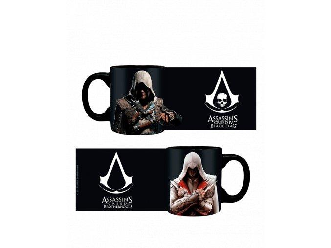 Hrnečky Assassin´s Creed (Ezio & Edward)