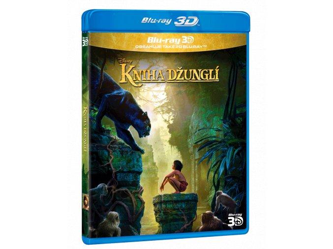 Kniha džunglí  (3D)