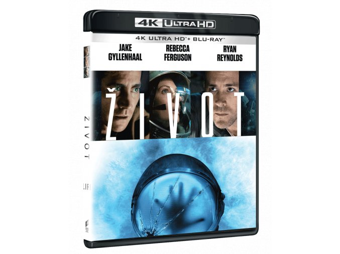 Život (4k Ultra HD Blu-ray)