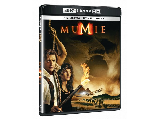Mumie (4k Ultra HD Blu-ray + Blu-ray)