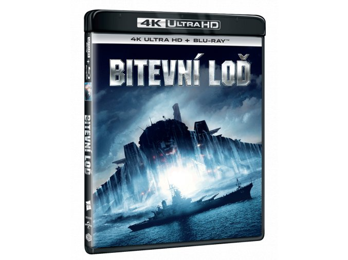 Bitevní loď (4k Ultra HD Blu-ray + Blu-ray)