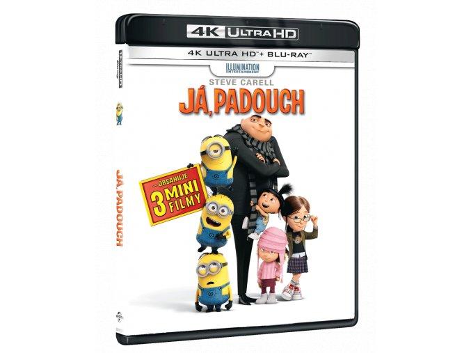 Já, padouch (4k Ultra HD Blu-ray + Blu-ray)