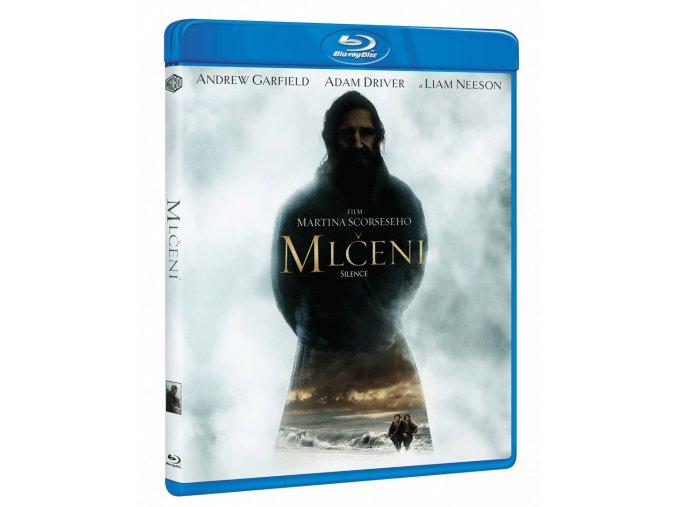 Mlčení (Blu-ray)