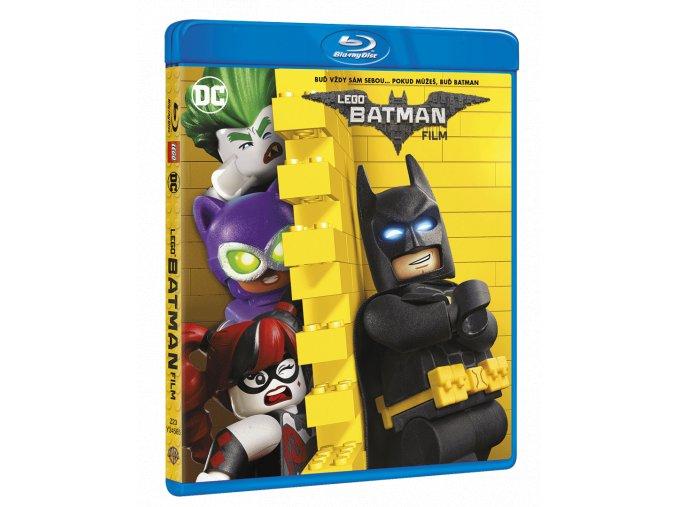 Lego Batman Film (Blu-ray)