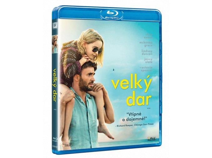 Velký dar (Blu-ray)