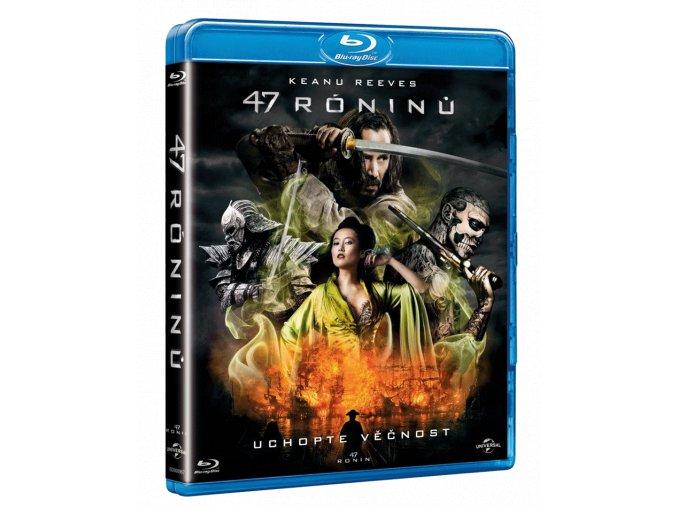 47 róninů (Blu-ray)