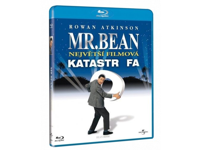 Mr. Bean: Největší filmová katastrofa (Blu-ray)