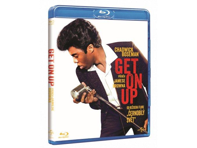 Get On Up - Příběh Jamese Browna (Blu-ray)