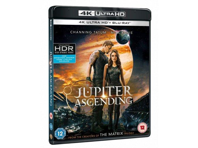Jupiter vychází (4k Ultra HD Blu-ray + Blu-ray)