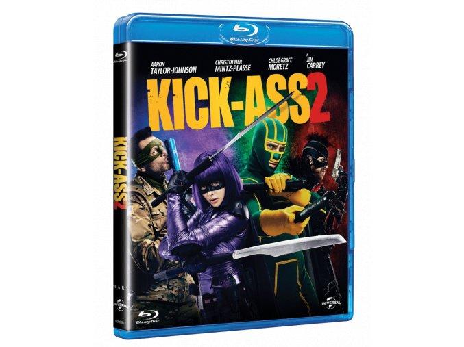 Kick Ass 2 / Nářez 2 (Blu-ray)