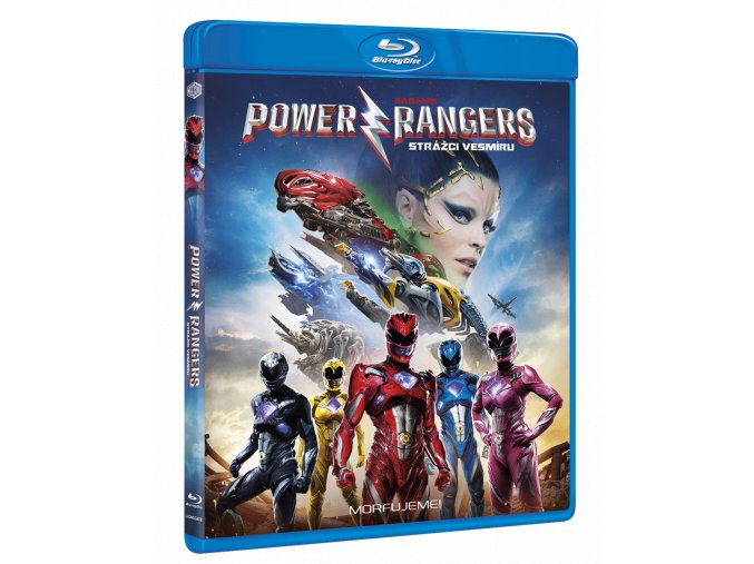 Power Rangers - Strážci vesmíru (Blu-ray)