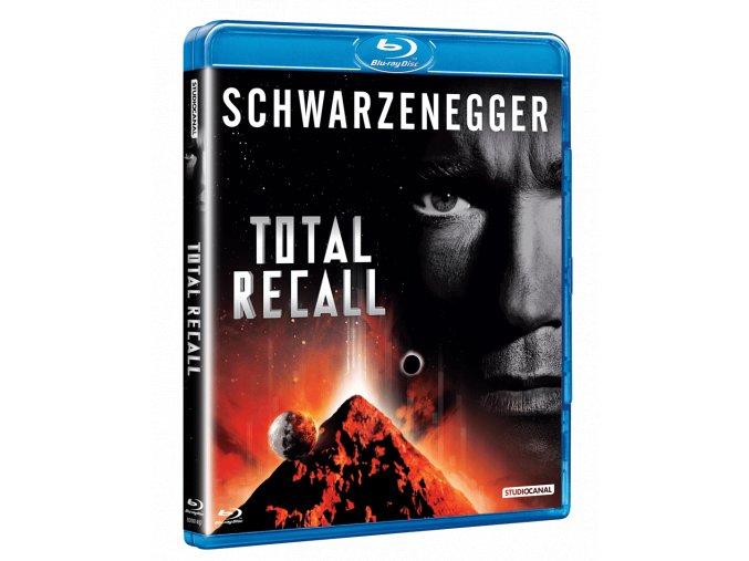Total Recall (1990) (Blu-ray)