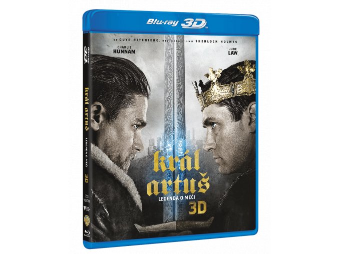 Král Artuš: Legenda o meči (Blu-ray)