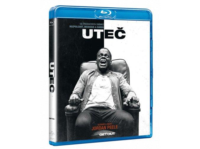Uteč (Blu-ray)