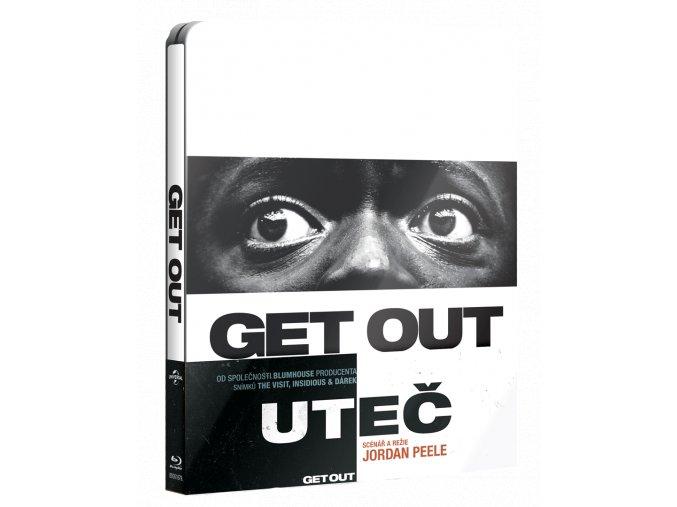 Uteč (Blu-ray, Steelbook)
