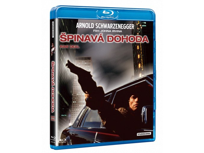 Špinavá dohoda (Blu-ray)