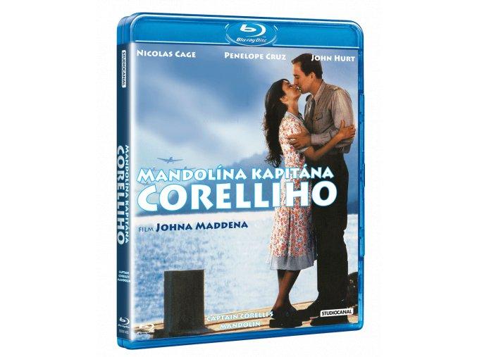 Mandolína kapitána Corelliho (Blu-ray)