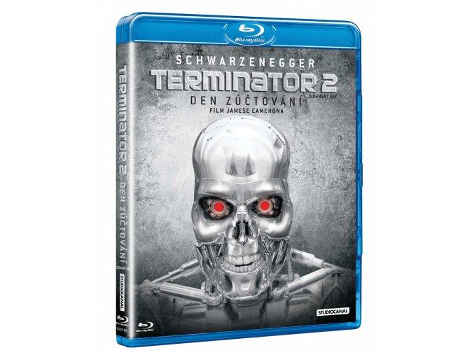 Terminátor 2: Den zúčtování (Blu-ray)