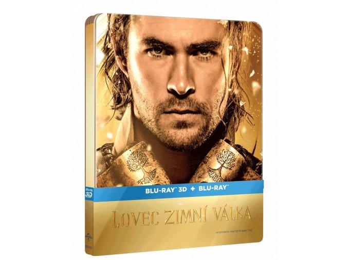 Lovec: Zimní válka  (Steelbook, 3D, prodloužená i původní verze)