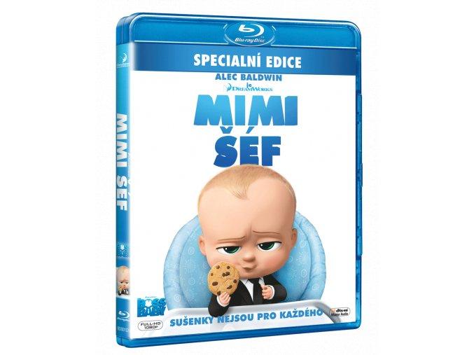 Mimi Šéf (Blu-ray)