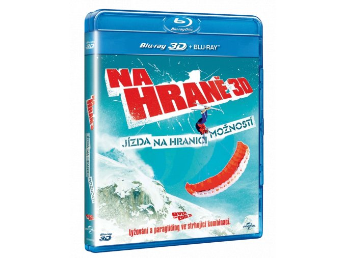 Na hraně 3D (Blu-ray 3D/2D)