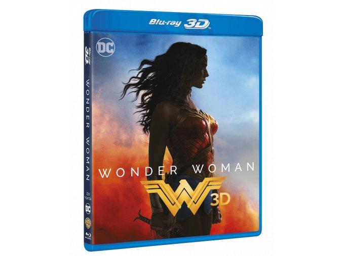Wonder Woman (Blu-ray 3D + Blu-ray)